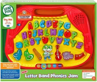 Leapfrog Letter Band Phonics Jam
