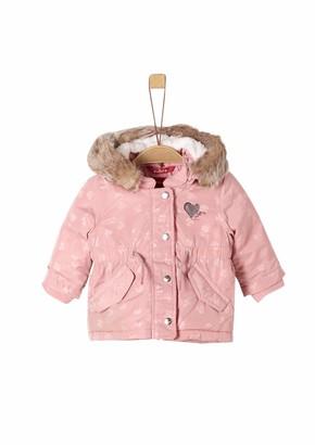 S'Oliver Baby Girls' 59.909.52.7011 Coat