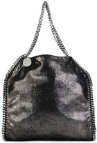 Stella McCartney Falabella Shaggy Deer tote - women - Polyester/Metal (Other) - One Size