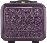 Biba Logo purple vanity case