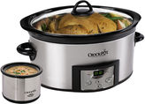 Crock Pot CROCK-POT Crock-Pot 6-Qt. Slow Cooker & Little Dipper