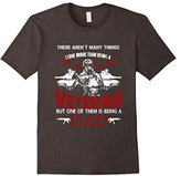 I Am A Veteran I Am A Dad T-Shirt For Father