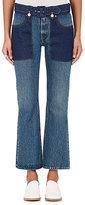 MM6 MAISON MARGIELA Women's Belted Flared Jeans