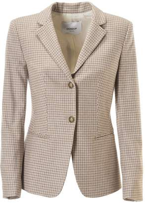 Dondup Single Breasted Two-button Blazer