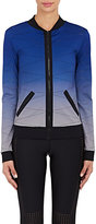 Ultracor Women's Perforated Tech-Jersey Jacket-BLUE