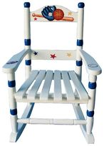 Teamson Kids Baseball Rocking Chair