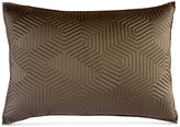 DKNY Helix Quilted King Sham
