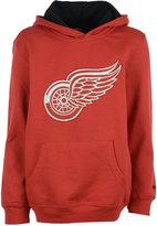 Reebok Boys' Detroit Red Wings Prime Logo Hoodie
