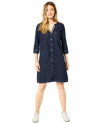 Cecil Women's 142746 Jeanskleid Dress