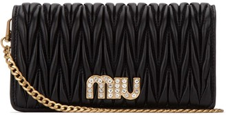 Miu Miu Chain Clutch Bag