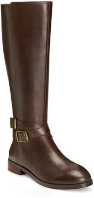Aerosoles Martha Stewart Julia Riding Boots Women Shoes