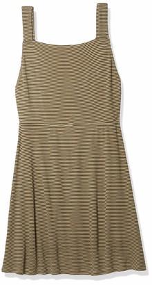 RVCA Junior's Bronwen Ribbed Dress