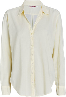 XiRENA Beau Cotton Button-Down Shirt
