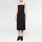 Paul Smith Women's Black Bandeau Dress