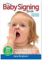 """Firefly Books """"Baby Signing Book"""" by Sarah Bingham"""