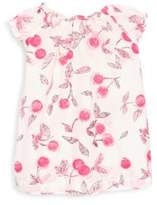 Bonpoint Baby's & Toddler's Floral-Print Cotton Dress