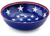 Sur La Table Stars and Stripes Melamine Serving Bowl