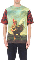 Vivienne Westwood Cockerel Horatio cotton-jersey t-shirt