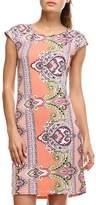 Jean Pierre Pinkadelic Pattern Dress