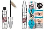 Benefit Gimme Brow Volumizing Eyebrow Gel Full Size 0.1oz (New 2016 Packaging) (03 Medium) by Benefit Cosmetics