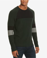 Kenneth Cole New York Men's Colorblocked Crew-Neck Sweater