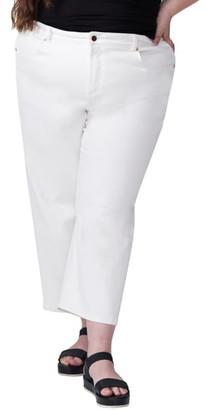 Universal Standard Crop Boyfriend Jeans