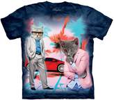 The Mountain Men's Undercover Miami Kittens T-Shirt 5XL