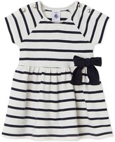 Petit Bateau Baby girls striped dress