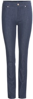 7 For All Mankind Kimmie Straight Mid-rise Jeans