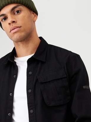 Barbour International Contact Overshirt - Black