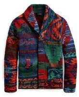 Ralph Lauren The Iconic Patchwork Cardigan Multi Patchwork Xs