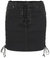 Unravel Denim miniskirt