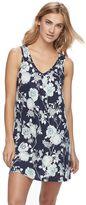 Apt. 9 Women's Pajamas: Lace Back Chemise