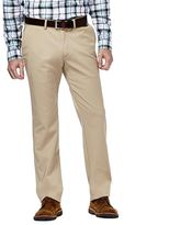 Haggar Men's Slim-Fit Sustainable Twill Chino Pants