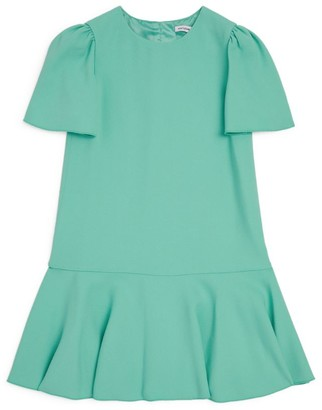 Dolce & Gabbana Kids Flounced Dress (2-6 Years)