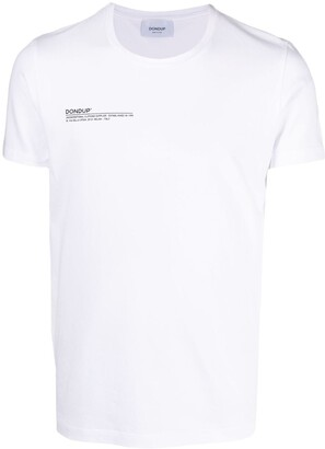 Dondup logo crew-neck T-shirt