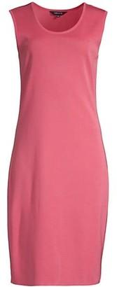 Misook Scoopneck Knit Sheath Dress