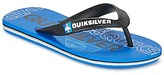 Quiksilver MOLOKAI NITROYT Black / Blue
