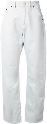 Jacquemus Plain Straight-Leg Jeans