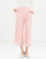 Whistles Lia Daisy Lace Trousers