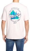 Vineyard Vines Men's Jockey Whale Graphic Pocket T-Shirt