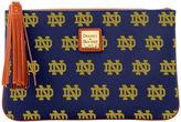 Dooney & Bourke NCAA Notre Dame Notre Dame Carrington Pouch