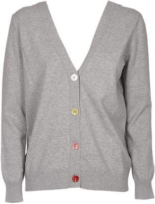 Paul Smith Wool And Cotton Cardigan