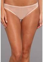 OnGossamer Solid Gossamer Mesh Hip Bikini 3202 Women's Underwear