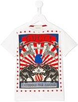 Gucci Kids circus print T-shirt