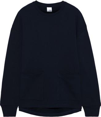 Iris & Ink Zelda French Cotton-terry Sweatshirt