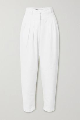 IRO Monmar Tapered Jeans - White