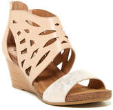Sofft Mystic Cutout Wedge Sandal