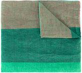 Humanoid 'Safa' scarf - women - Linen/Flax - One Size