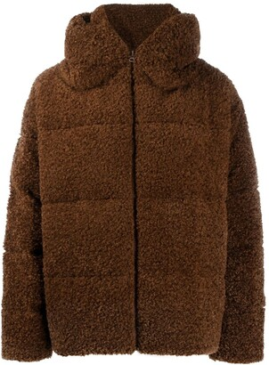 Bacon Sherpa Down Puffer Jacket